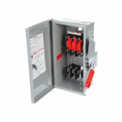 Siemens 30A 3P 600V 4W FUSED HD TYPE 1