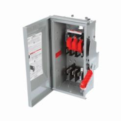 Siemens 30A 3P 600V 3W FUSED HD TYPE 3R