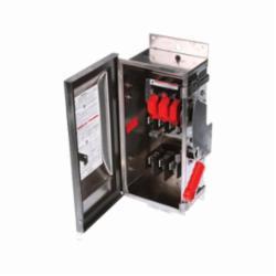 Siemens 30A 3P 600V 3W FUSED HD TYPE 4X