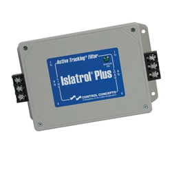 SolaHD Islatrol™ IC+105 Active Tracking Filter, 5 A/120 VAC, Plastic