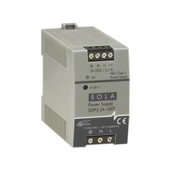 SolaHD 30W 12V DIN PLASTIC 115/230VIN