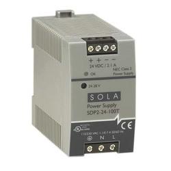 SolaHD 50W 24V DIN PLACTIC 115/230VIN