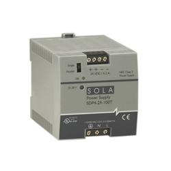 SolaHD 25W 5V DIN PLASTIC 115/230V IN