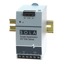 SolaHD STV25K-10S Surge Protective Device, 120 VAC, 47 to 63 Hz, 1 Phase