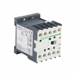Schneider Electric CA3KN22BD3 CONTROL RELAY 600VAC 10AMP IEC +OPTIONS,-25...50 deg.C,10 A at <= 50 deg.C,2 NO + 2 NC,24VDC,IP2x,Screw Clamp,TeSys,UL Listed File Number 164353 CCN NKCR - CSA Certified File Number LR43364 Class 3211 03 - CE Marked,control circuit,control relay,rail-plate