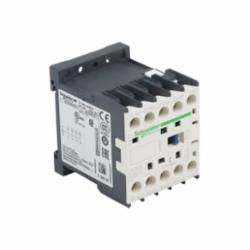 Schneider Electric CA3KN40BD3 CONTROL RELAY 600VAC 10AMP IEC +OPTIONS,-25...50 deg.C,10 A at <= 50 deg.C,24VDC,4 NO,IP2x,Screw Clamp,TeSys,UL Listed File Number 164353 CCN NKCR - CSA Certified File Number LR43364 Class 3211 03 - CE Marked,control circuit,control relay,rail-plate