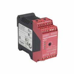 Schneider Electric XPSATE5110P Safety Relay with Timing Function, 24 V