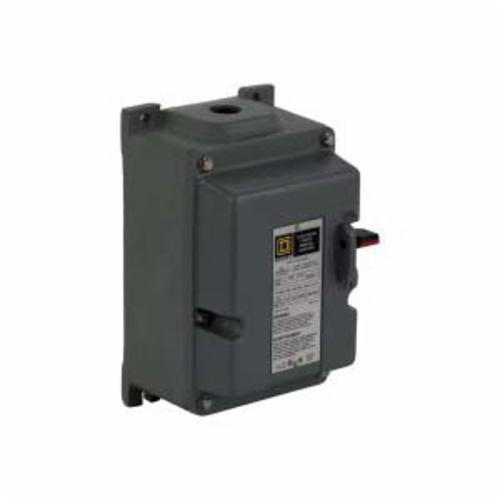 schneider electric 2510mcr3 manual starter 600vac steiner electric
