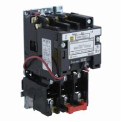Square D 8536SCO3V02S STARTER 600VAC 27AMP NEMA +OPTIONS,1,120VAC@60Hz - 110VAC@50Hz,27 A,3 phases,600 V AC,7.5HP@200/230VAC - 10HP@460/575VAC,S,Screw Clamp,UL Listed - CSA Certified,Used for Full-Voltage Starting and Stopping of AC Squirrel Cage Motors,melting alloy 3,not rated (open device),starter