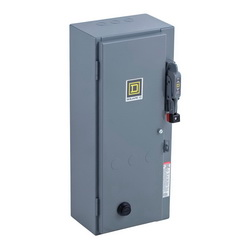 Square D 8538SCG14V02S STARTER MOTOR CONTROL 1000VAC,1,3,10 hp 575 V AC 3 phases-10 hp 460 V AC 3 phases,120Vac@60Hz - 110Vac@50Hz,3-Phase,600 V AC,Combination Starter,General Purpose (Indoor),NEMA 1 painted sheet steel with external reset,S,fusible disconnect switch H 30 A,without,melting alloy