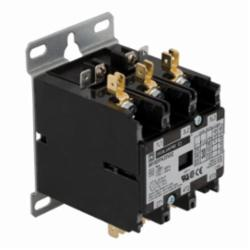 Square D 8910DPA33V02 CONTACTOR 600VAC 30AMP DPA +OPTIONS,110 V AC 50 Hz-120 V AC 60 Hz,3 NO,3-Phase,3P,DPA,Definite Purpose Contactor,Ideal for heating, air conditioning, refrigeration, data processing and food service equipment.,Panel,Quick Connect/Binder Head Screw,UL Recognized - CSA Certified - CE Marked
