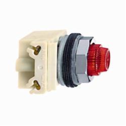 Schneider Electric 9001KP35LRR31 PILOT LIGHT 28V 30MM TYPE K +OPTIONS,30mm,Chromium Plated Metal,Harmony,LED (Red) 24/28V,NEMA 1/2/3/3R/4/6/12/13,Panel,Pilot Light,Round,Signalling,UL, CSA, CE