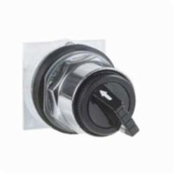 Square D™ Harmony™ 9001KS11B Type K Non-Illuminated Selector Switch, 30 mm, Maintained Operator, Black