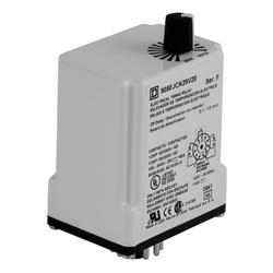 Square D 9050JCK26V20 TIMER RELAY 240VAC 10AMP +OPTIONS,120VAC - 110VDC,2 N.O./2 N.C. DPDT,Off Delay 0.1 - 10 Minutes,Tubular,UL Listed File Number E78351 CCN NLDX - CSA Certified File Number 214768 Class 321107 - CE Marked,socket,timer