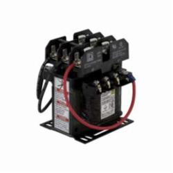 Square D 9070TF75D1 TRANSFORMER CONTROL 75VA 240/480V-120V,0.41 x 1.50 Inch (Class CC) Primary Fuse Holders,1-Phase,105 deg.C,120V or 115V or 110V,240x480V or 230x460V or 220x440V,55 Degrees C,75VA,Copper,Develop to help customers comply with UL Standard 508 and NEC 450,Industrial Control Transformer,Open,Panel,Screw Clamp,UL Listed, CSA, CE Marked