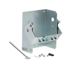 Square D 9422RS1 OPERATING MECH VARIABLE DEPTH,3,600A,600A Frame Size,9422 Type A Handle (Purchase Separately),Circuit Breaker Mechanism,Direct,Direct,MG-NSJ or PowerPact D and L Frame Circuit Breakers (3-Pole) 600A,Operating mechanism only. For use with Square D/Schneider Electric/Merlin Gerin breakers only,Rod Operated - Variable Depth/Flange Mounted,Schneider Electric UL Recognized - CSA Certified