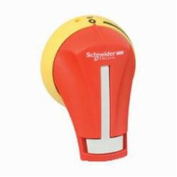 Schneider Electric GS2AH420 Handle Red/Yellow Off On,GS2 handle,GS2 handle,rotary handle