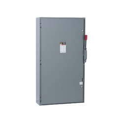 Square D H225 SWITCH FUSIBLE HD 240V 400A 2P NEMA1,1,2,240 Vac/250 Vdc,400A,General Purpose (Indoor),Heavy Duty,Heavy Duty Safety Switches are designed for the following applications up to 600Vac or 600Vdc 30-1200 amperes, 200,000 rms symmetrical amperes short circuit current.,NEMA 1,Safety Switch,UL 98 Listed,Y