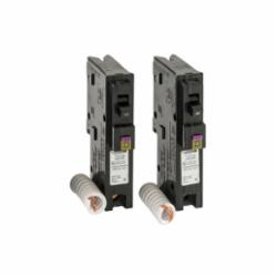 Square D HOM115DF MINIATURE CIRCUIT BREAKER 120V 15A,1-Pole,10 Kilo-Amp,120 V,15 A,50/60 Hz,For providing overload and short circuit protection,HOM,Homeline,Homeline Dual-Function Circuit Breaker,Plug-On,Thermal-Magnetic,UL Listed, CSA Certified