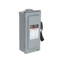 Schneider Electric HU361NRB Heavy Duty Safety Switches