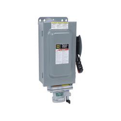 Schneider Electric HU362AWA Heavy Duty Safety Switches