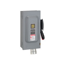 Schneider Electric HU362AWH Heavy Duty Safety Switches