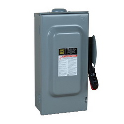 Schneider Electric HU362RBEI Heavy Duty Safety Switches