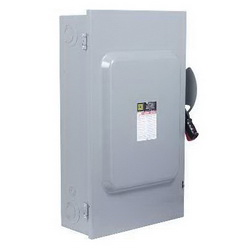 Schneider Electric HU364N Heavy Duty Safety Switches