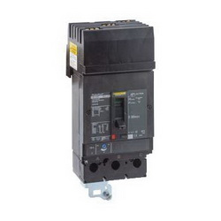 Square D JDA36200 by Schneider Electric MOLDED CASE CIRCUIT BREAKER 600V 200A,-13F and 158F (-25 C and +70 C),200A,25kA@240VAC - 18kA@480VAC - 14kA@600VAC - 20kA@250VDC,3,50/60Hz,600 Vac/250 Vdc,I-Line Connection (ON end) - Lugs (OFF end) ABC,I-Line Plug-On,J-Frame,Low 1000A - High 2000A,Molded Case Circuit Breaker,PowerPact,Provides overload and short circuit protection,UL Listed - CSA Certified - IEC Rated - CCC