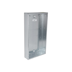Square D MH38BE PANELBOARD ENCLOSURE/BOX TYPE 1 38H 20W,38 inch (H),Blank endwalls - no knockouts,NEMA 1,NQ / NF,Panelboard Enclosure,Surface or Flush,UL 67