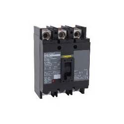 Schneider Electric QBP32200TP MOLDED CASE CIRCUIT BREAKER 240V 200A,10 kA 240 V AC,208Y/120 V AC,200 A,200 A,208Y/120 V AC,B,circuit breaker,unit mount