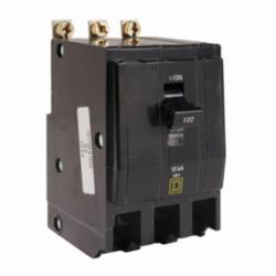 Square D QOB3100 MINIATURE CIRCUIT BREAKER 240V 100A,100A,10kA,240 Vac,3-Phase,Box Lugs #4 to #2/0 AWG(Al/Cu),Miniature Circuit Breaker,QO,Standard Bolt-On,UL Listed - CSA Certified