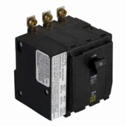 Square D QOB3801021 MINIATURE CIRCUIT BREAKER 240V 80A,10kA,240 Vac,3-Phase,3P,80A,Box Lugs #4 to #2/0 AWG(Al/Cu),Calibrated for use at 40 degrees C. See Data Bulletin 0100DB0101 for re-rating information.,Fiberglass filled thermoset molding material.,HACR rated,Miniature Circuit Breaker,QO,Standard Bolt-On,UL Listed - CSA Certified
