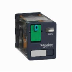 Schneider Electric RPM21BD PLUG-IN RELAY 250V 15A RPM +OPTIONS,(NO) AC 25ms DC 25ms (NC) AC 20ms DC 20ms,-40...55 deg.C,1200 operating cycles/hour,15A,2 C/O,24 VDC,650 Ohms,B300,Flat/Spade (Faston Type),IP 40 conforming to IEC/EN 60529,Plug-In Socket (DIN rail or Flange with adapter),Power,plug-in relay,UL Listed - CSA Certified - CE Marked - RoHS Compliant