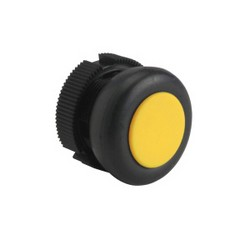 Schneider Electric XACA9415 PENDANT STATION BOOTED OPERATOR XAC,EN/IEC, UL, CSA,Harmony,Yellow,booted,for pushbutton,front