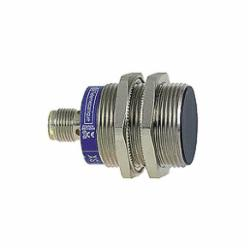 Schneider Electric XS1N30PA349D INDUCTIVE SENSOR 24VDC 200MA XS +OPTIONS,-,general purpose,-25...50 deg.C,0.79 in (20 mm),1 LED yellow for output state,1 NO, PNP,10...36 V DC,12...24 V DC with reverse polarity protection,30 mm,55 mm,55 mm,cylindrical M30,nickel plated brass,30 mm,55 mm,inductive proximity sensor,4 pins M12 male connector,<= 500 Hz,IP67 conforming to IEC 60529-IP69K conforming to DIN 40050,OsiSense,UL-CSA,flush mountable,inductive proximity sensor,metal