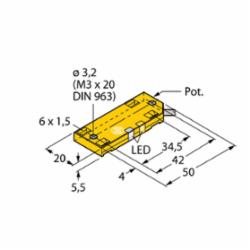 TUR BC10-QF5.5-AN6X2/S932
