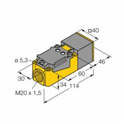 TURCK BI15-CP40-VDZ3X2 (M4222700)