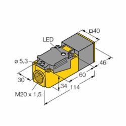 TURCK BI15-CP40-Y1X (M1012000)