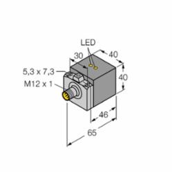 TURCK BI20U-CA40-AP6X2-H1141/S1590W/BS2.0 (M1627297)