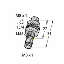 TURCK BI 2-EG08K-AP6X-V1131 (S4669450)