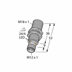 TURCK BI 5-M18-AP6X-H1141 (T4614500)