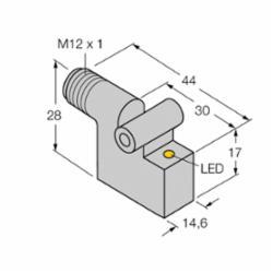 TURCK BIM-IKE-AP6X-H1141 W/KLI-3 (4621690)