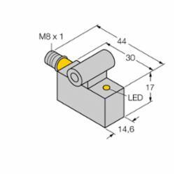 TURCK BIM-IKT-AP6X-V1131 W/KLI-3 (S4622095)