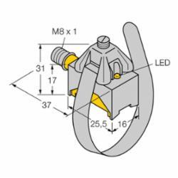 TURCK BIM-KST-AP6X-V1131 W/CLAMP (M4674200)