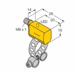 TURCK BIM-PST-AP6X-V1131 W/KLP-80 (S4625090)