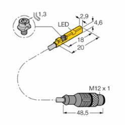 TURCK BIM-UNR-AP6X-0.3M-RS 4T W/M (S4685845)