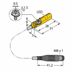 TURCK BIM-UNT-AP6X-0.3M-PSG 3M (S4685723)