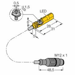 TURCK BIM-UNT-AP6X-0.3M-RS 4T (S46857260)
