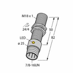 TURCK BI 5-G18-AZ3X-B1331 50MM (T4372000)